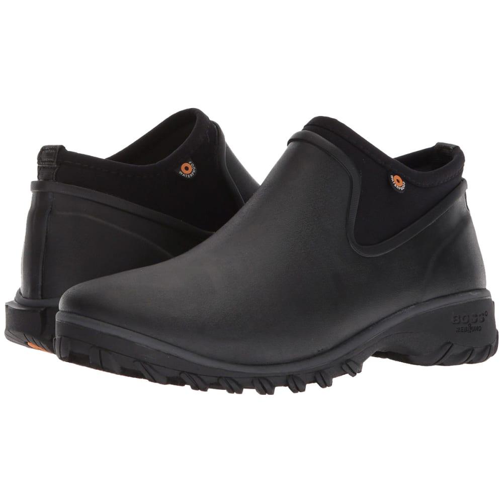 BOGS Women's Sauvie Chelsea Waterproof Insulated Storm Shoes - BLACK-001