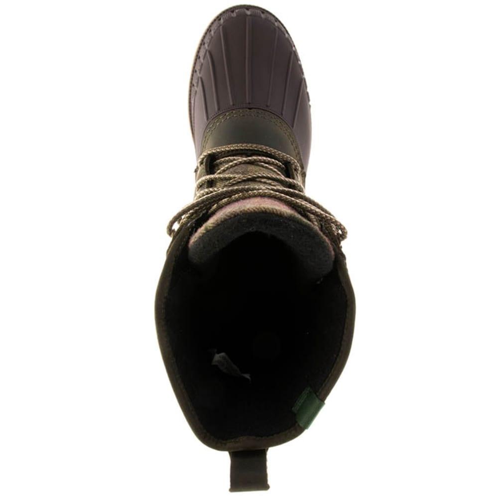 KAMIK Women's Sienna2 Waterproof Insulated Storm Boots - KHAKI