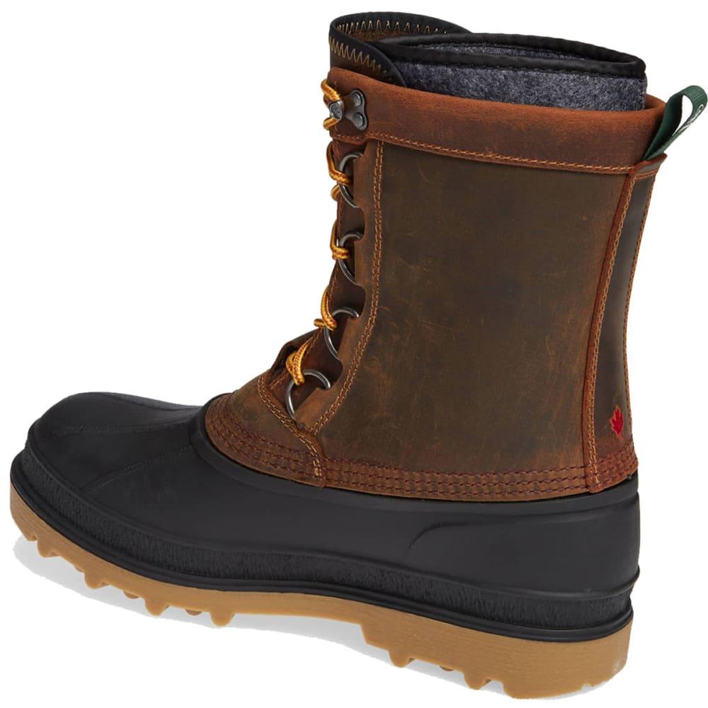 KAMIK Men's William Waterproof Insulated Storm Boots - GAUCHO-GAU