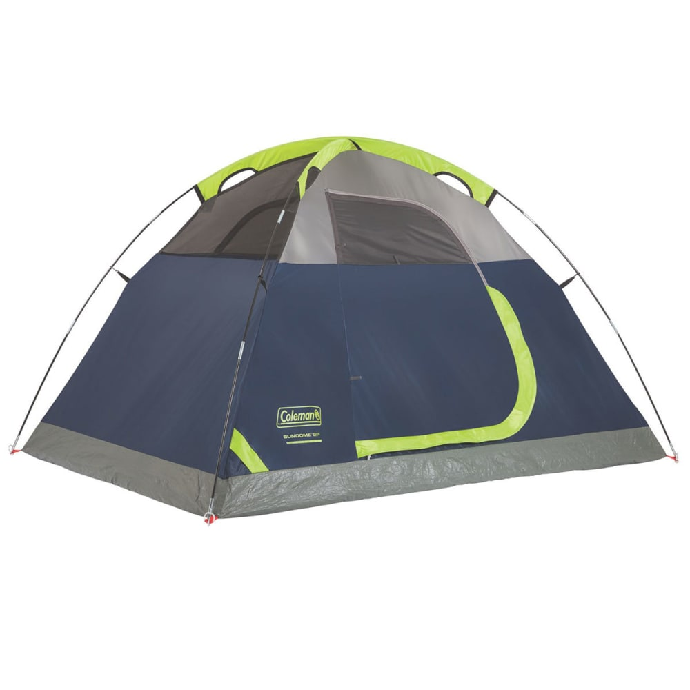 COLEMAN Sundome 2-Person Dome Tent - NAVY