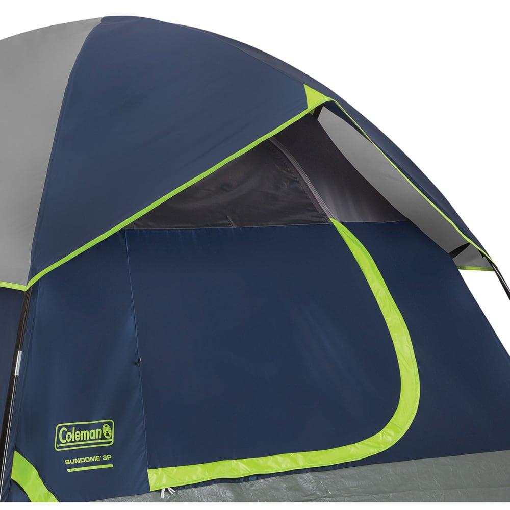 COLEMAN Sundome 3-Person Dome Tent - NAVY