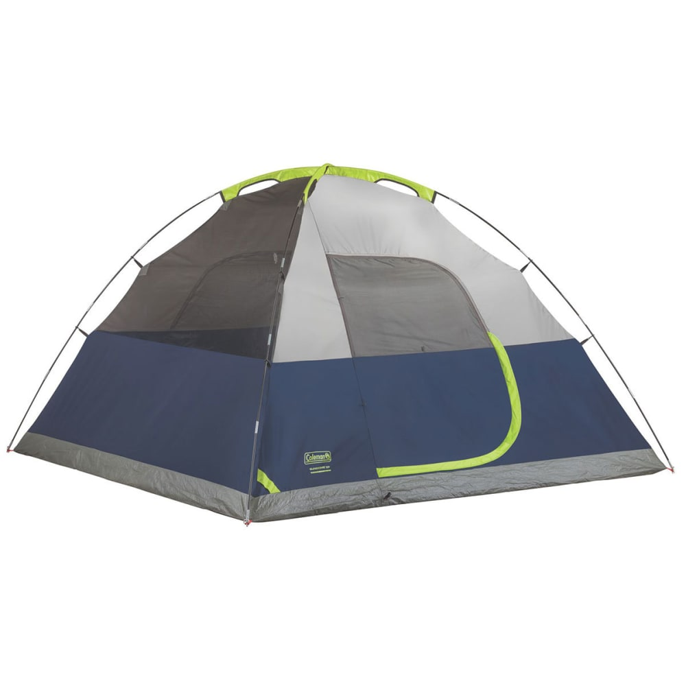 COLEMAN Sundome 6-Person Dome Tent - NAVY