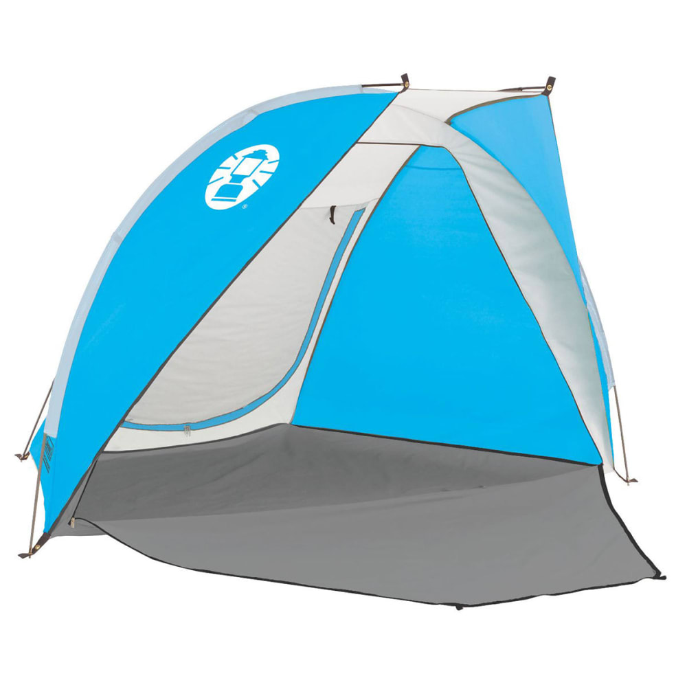 COLEMAN DayTripper Beach Shade - BLUE/WHITE
