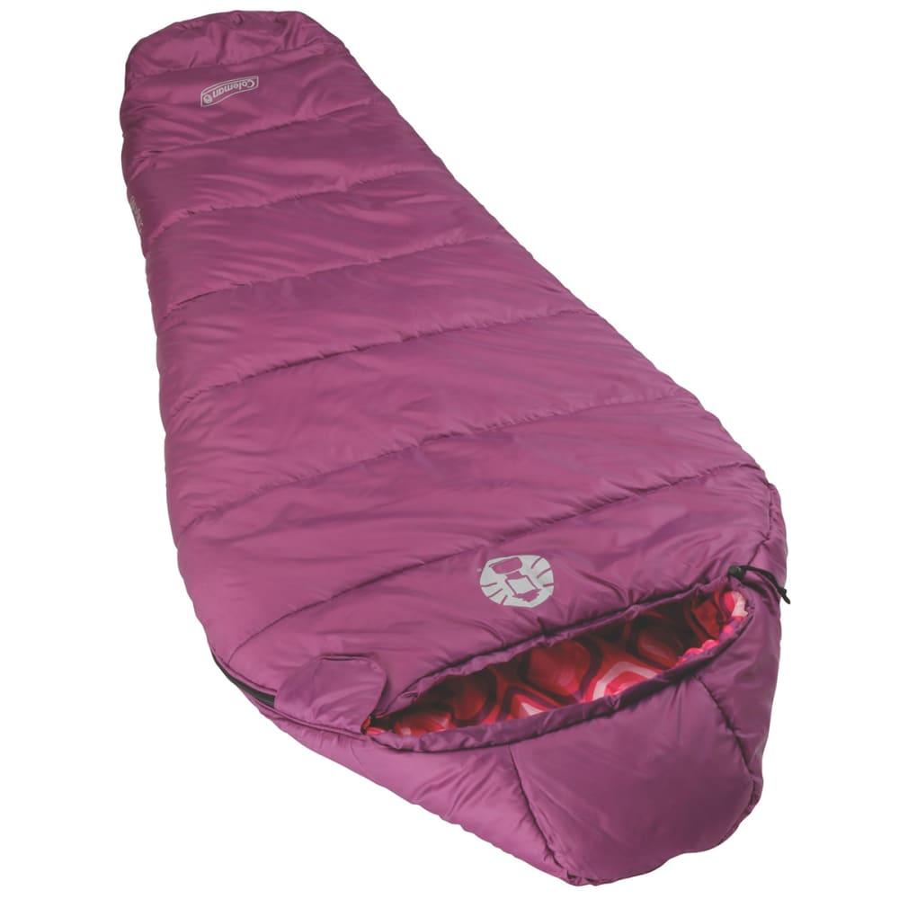 COLEMAN Kids' Snug Bug 30 Sleeping Bag - FUSHIA