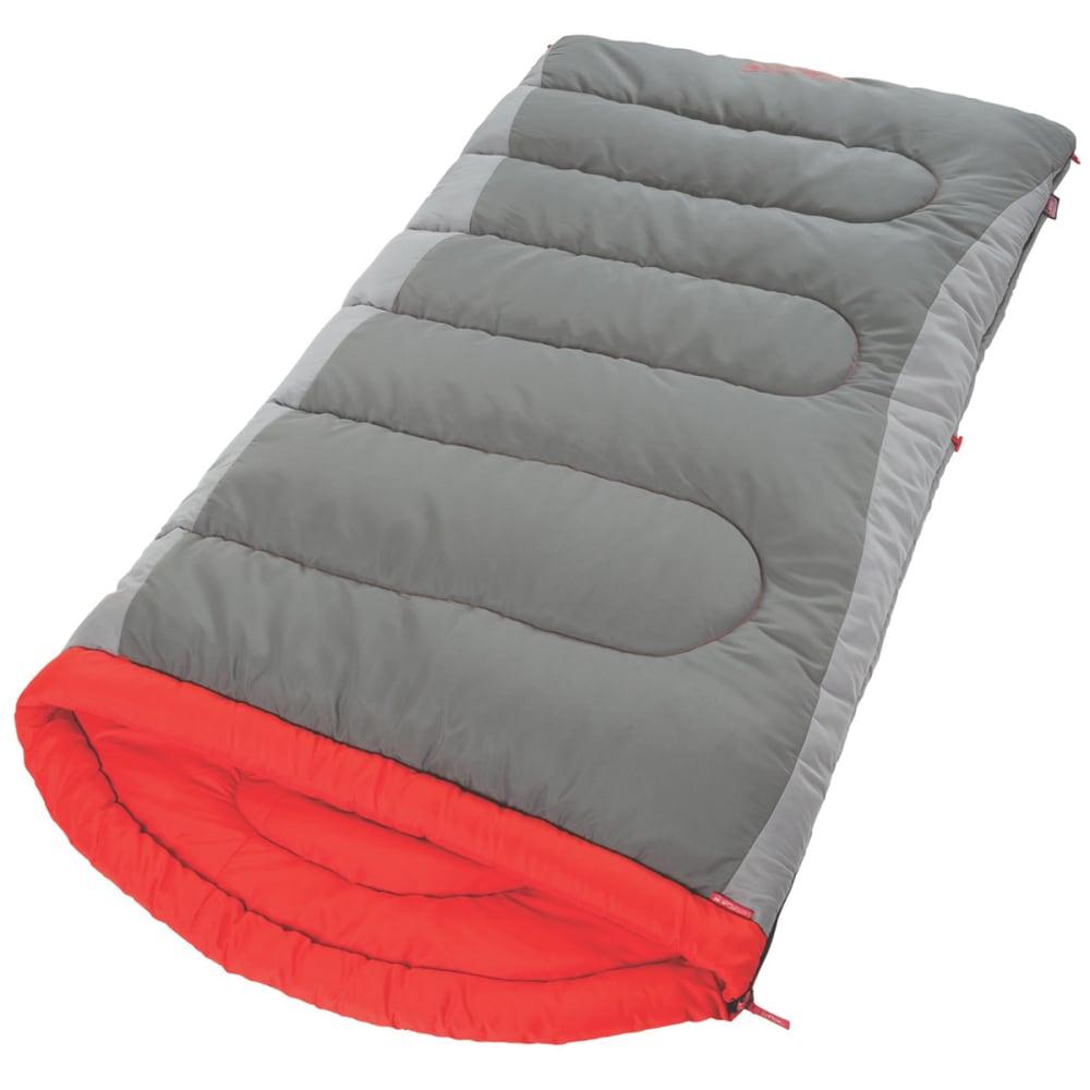 COLEMAN Dexter Point 50 Sleeping Bag, Big & Tall - DARK GREY