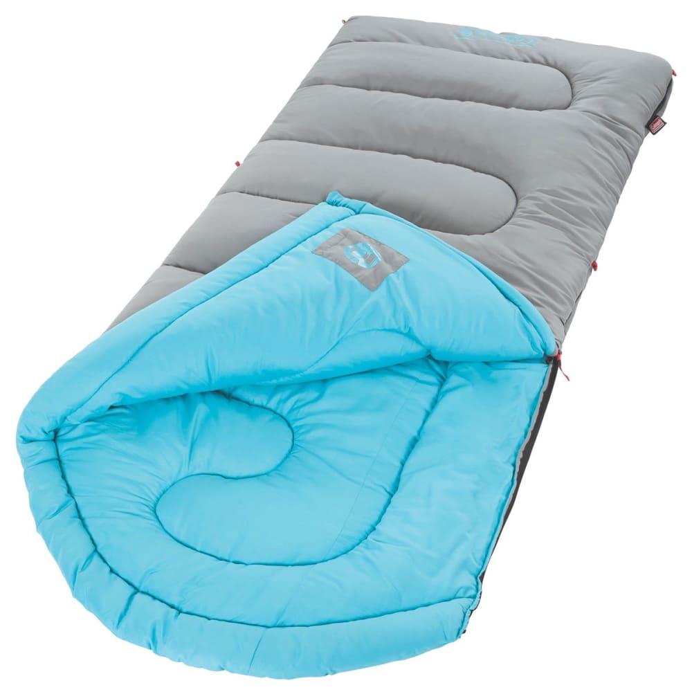 COLEMAN Dexter Point 30 Sleeping Bag, Regular - GREY