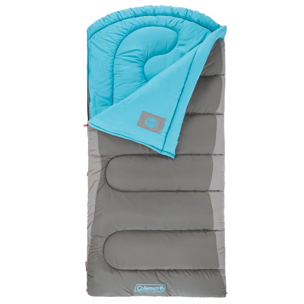 COLEMAN Dexter Point 30 Sleeping Bag, Big and Tall - DARK GREY