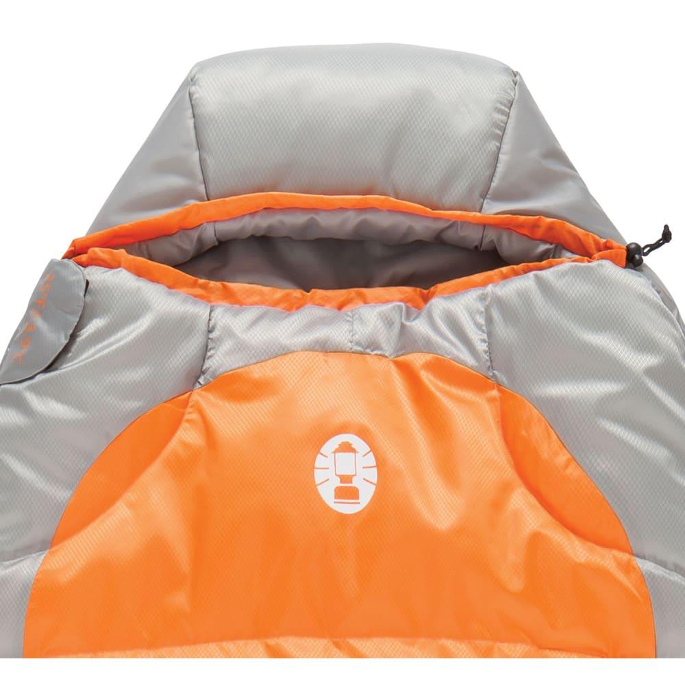 COLEMAN Silverton 25 Sleeping Bag, Regular - ORANGE