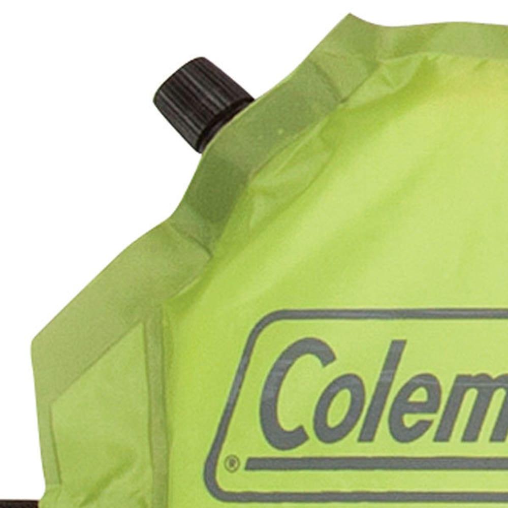 COLEMAN Youth Watch Me Grow Self-Inflating Sleeping Pad - LIGHT GREEN