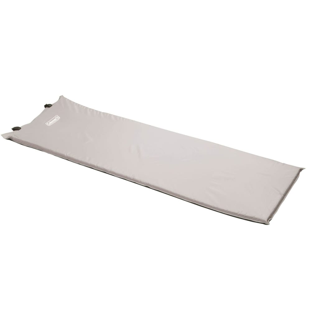 COLEMAN Self-Inflating Sleeping Pad - LIGHT GREY