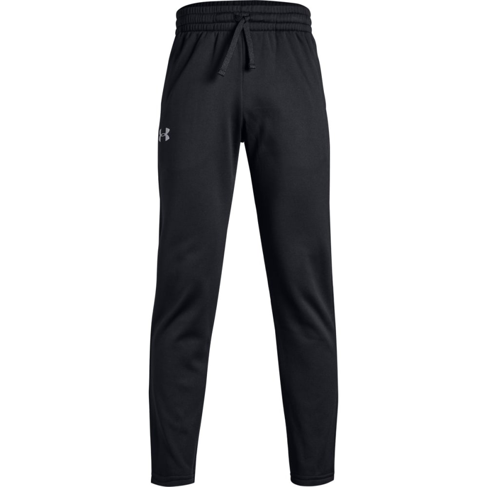 UNDER ARMOUR Big Boys' Armour Fleece Pants S