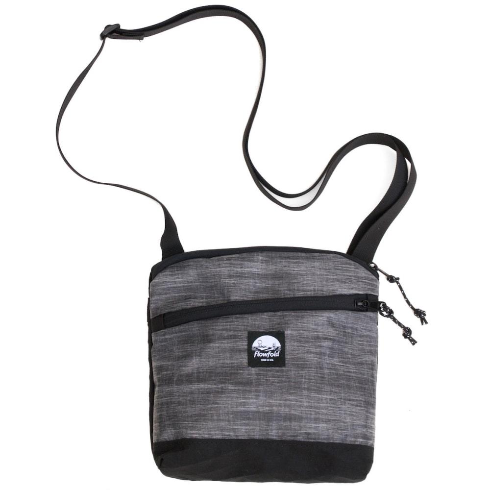 FLOWFOLD 2L Muse Crossbody Bag - HEATHER GREY