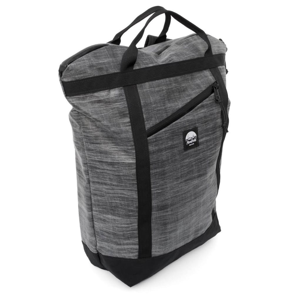 FLOWFOLD 18L Denizen Limited Tote Backpack - HEATHER GREY