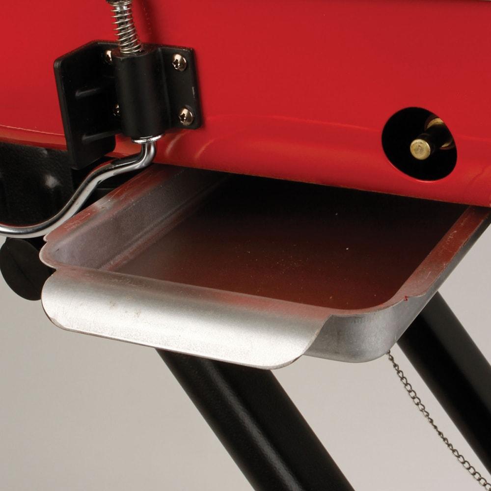 COLEMAN RoadTrip® LXE Propane Grill - RED