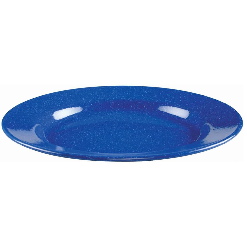 COLEMAN 10 in. Enamel Plate - BLUE