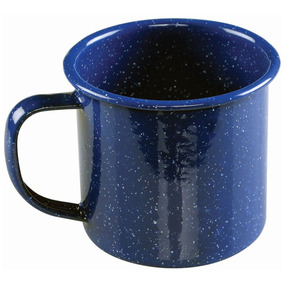 COLEMAN 12 oz. Enamel Mug - BLUE