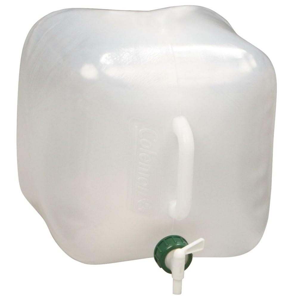 COLEMAN 2.5-Gallon Expandable Water Carrier - WHITE