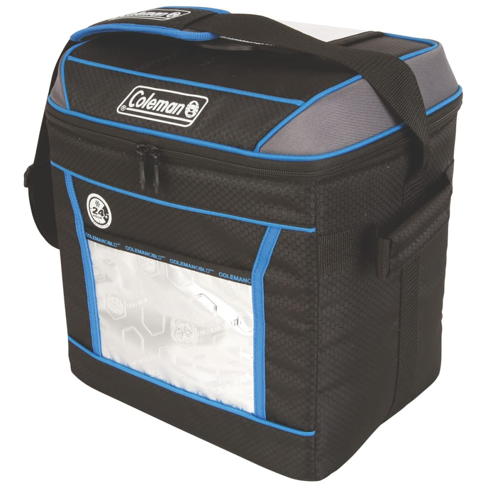 COLEMAN 24-Hour 30-Can Cooler - BLACK