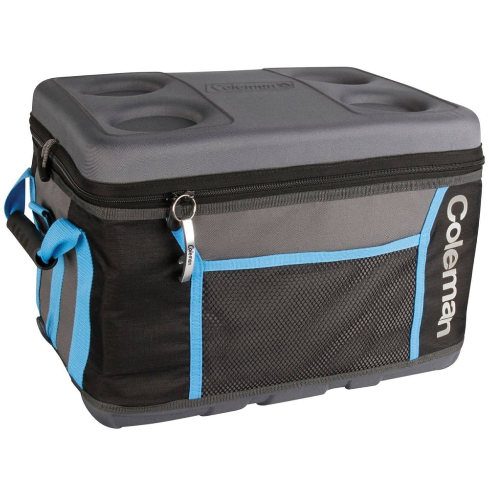 COLEMAN 45-Can Collapsible Sport Cooler - BLACK