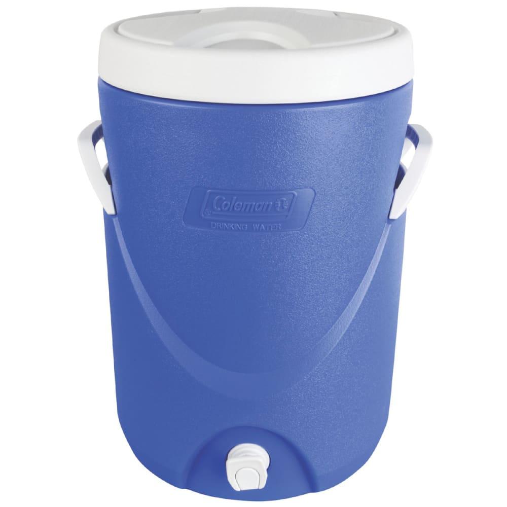 COLEMAN 5-Gallon Beverage Cooler - BLUE