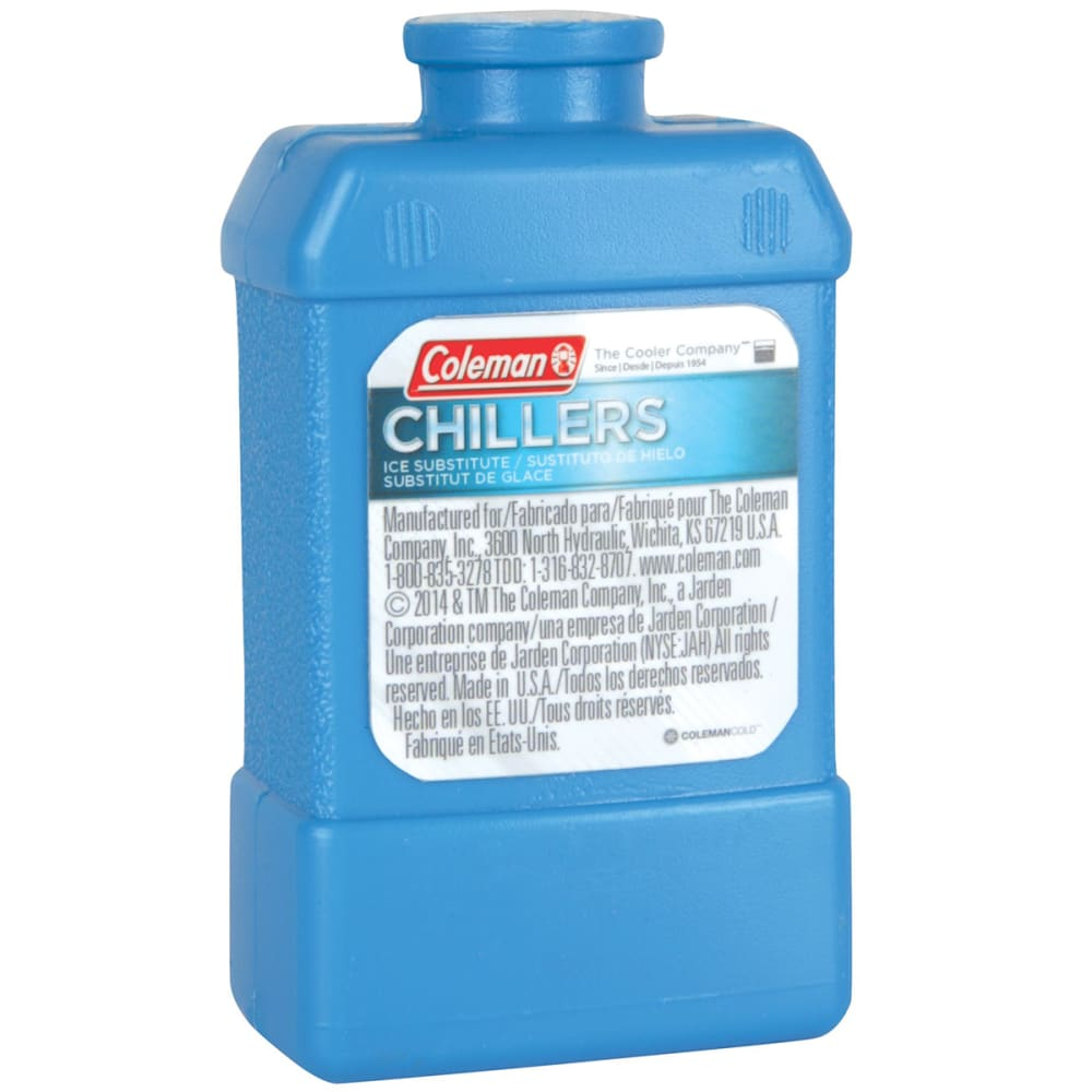 COLEMAN Chillers Hard Ice Substitute, Small - NO COLOR