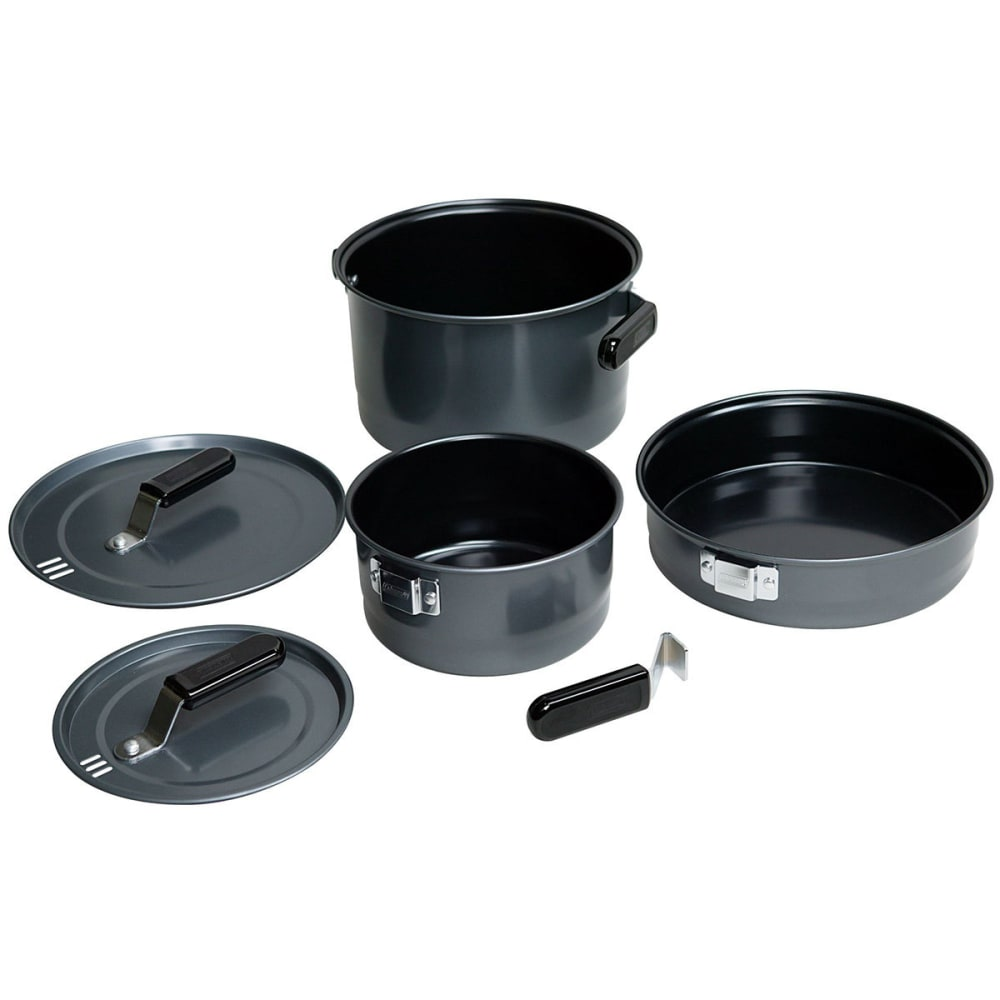 COLEMAN 6-Piece Family Cookset - NO COLOR