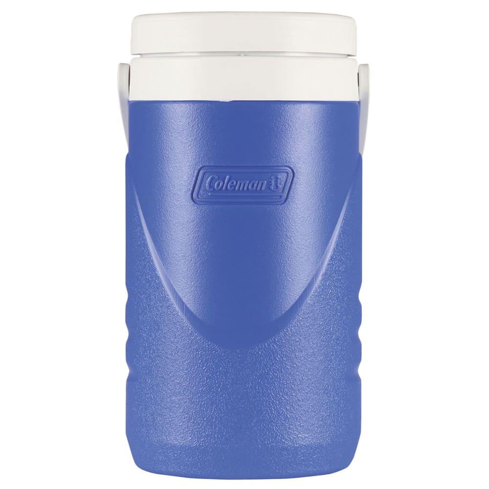 COLEMAN Half Gallon Beverage Cooler - BLUE