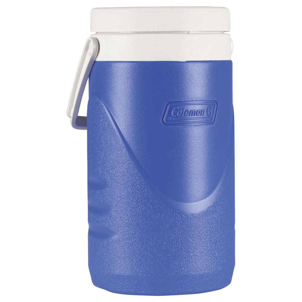 COLEMAN Half Gallon Beverage Cooler - BLUE