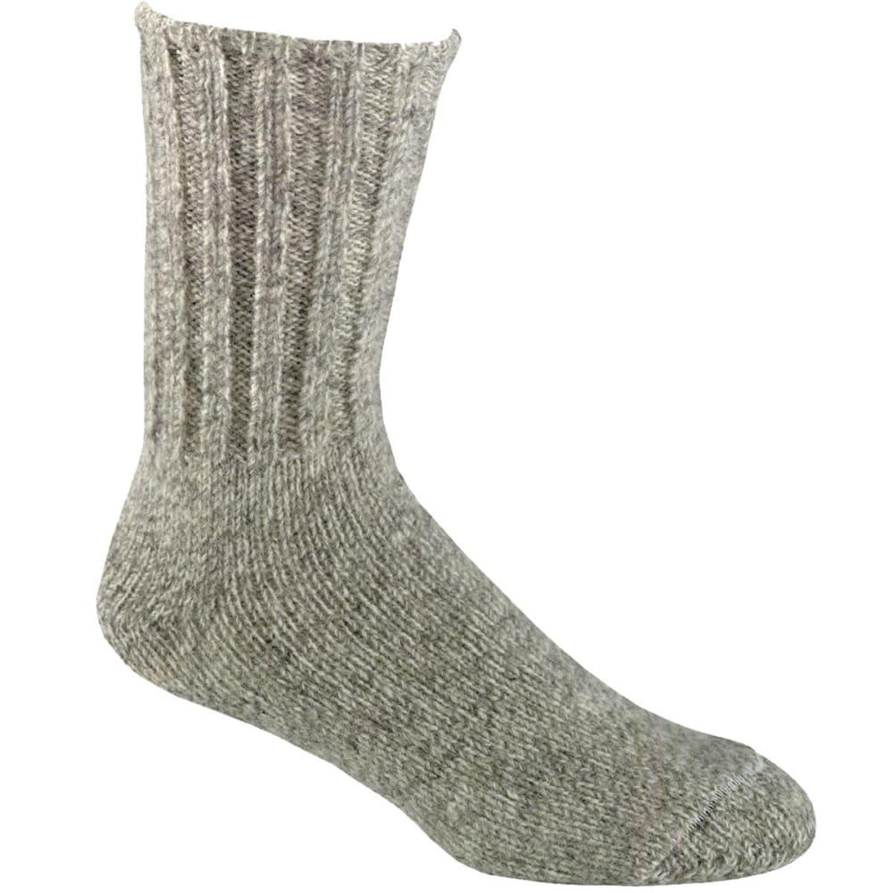 FOX RIVER Men's Norsk Crew Socks - 06120-BROWN TWEED