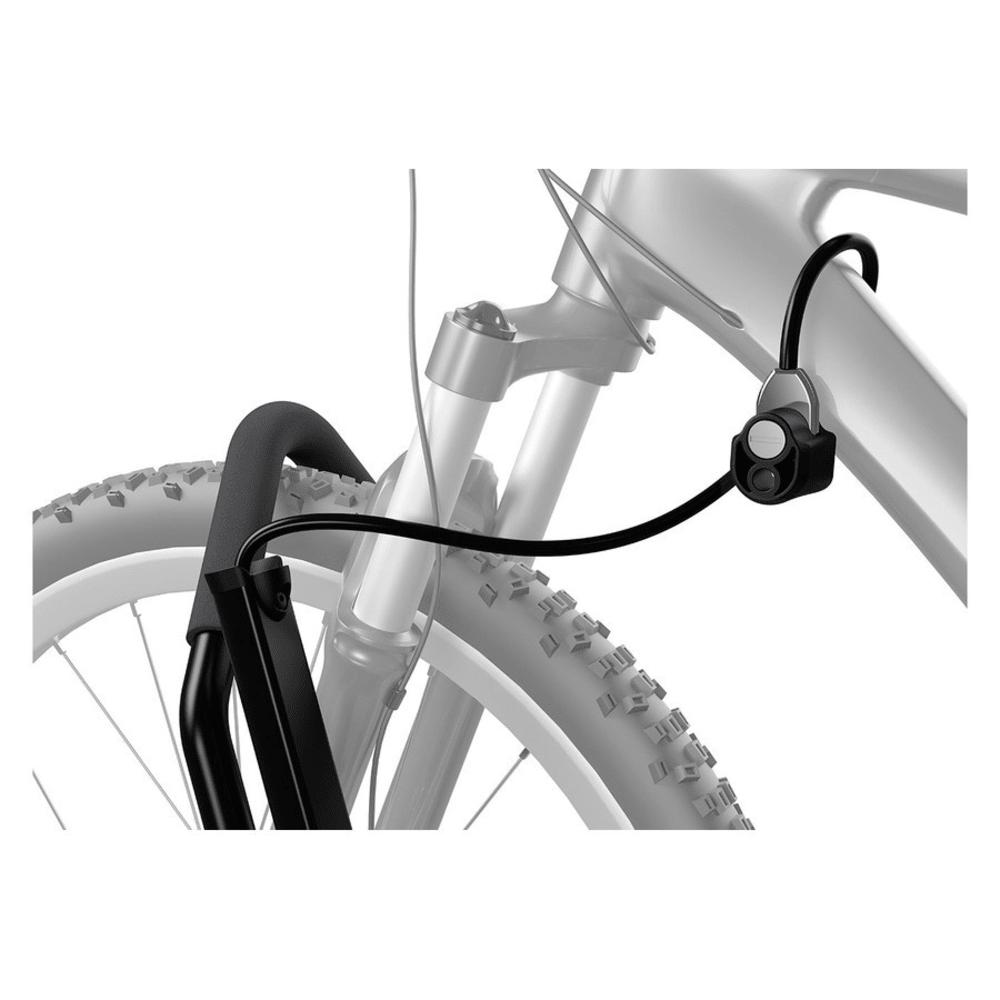 THULE T1 Single Platform Carrier Hitch Bike Rack - BLACK