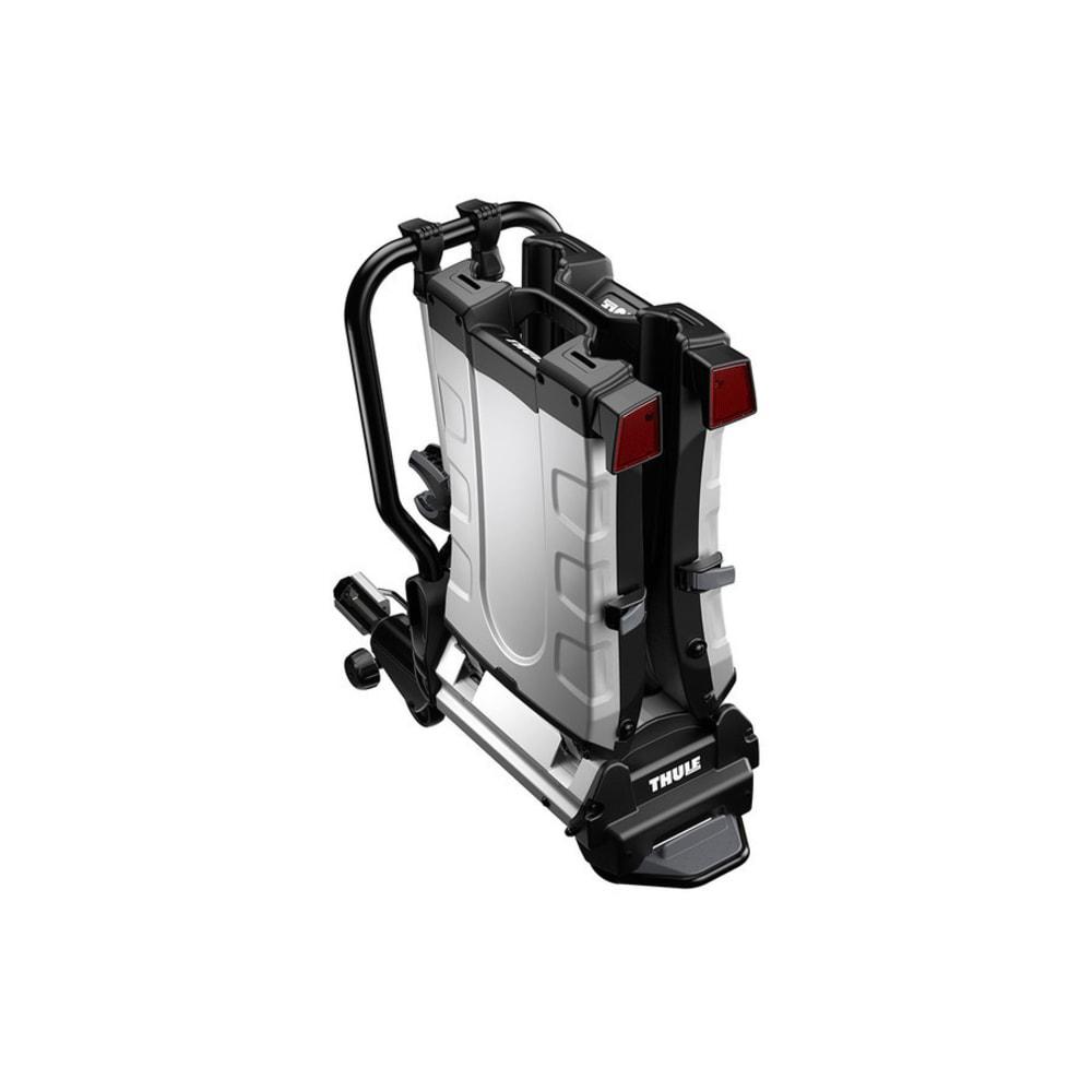 THULE EasyFold XT 2 Hitch Bike Rack - BLACK/SILVER