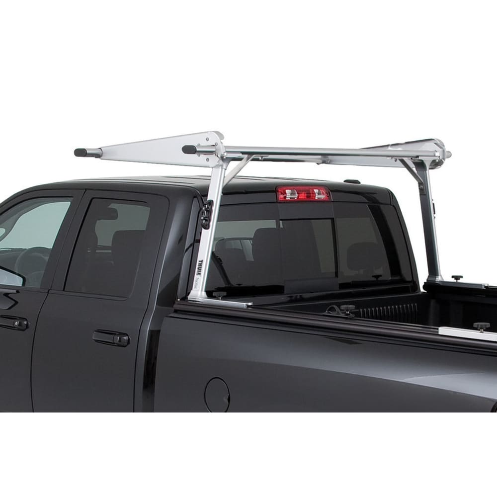 THULE TracRac Cantilever Compact Roof Rack Extension - SILVER