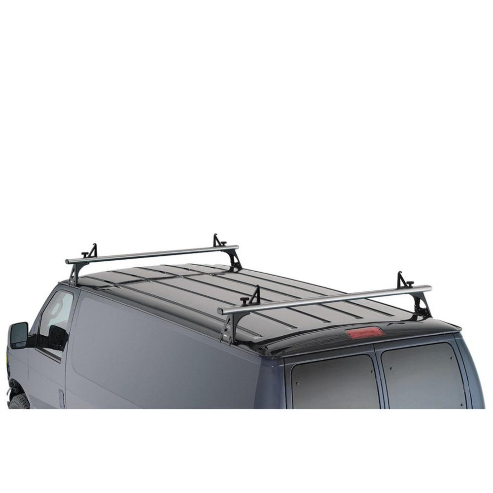 THULE TracRac Van 2 Bar Van Rack, Silver - SILVER