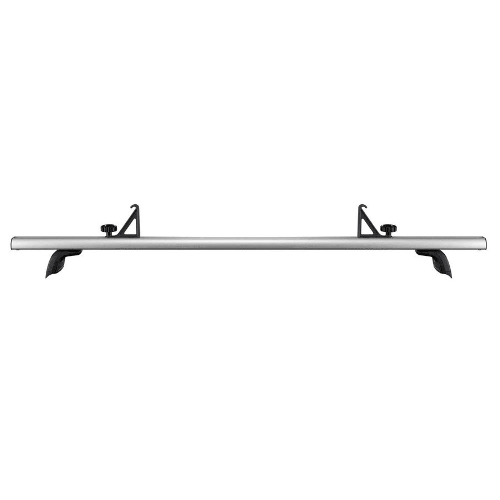 THULE TracRac Van ES Mercedes-Benz Sprinter W/ Fixed Points '10- Van Rack - SILVER
