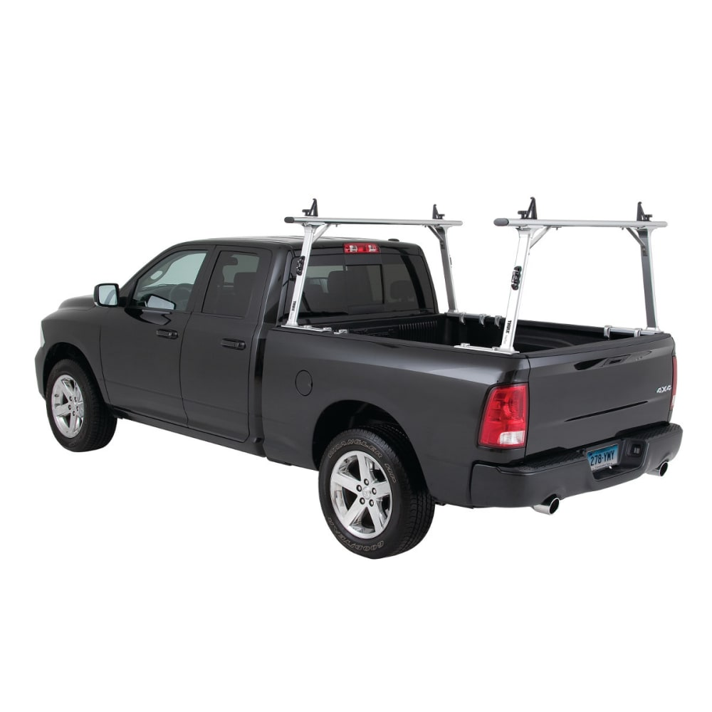 THULE TracRac Pro 2 Toyota Tacoma (05-15) Truck Rack - SILVER