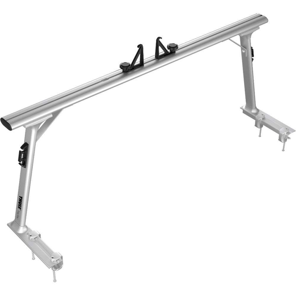 THULE TracRac Pro 2 Toyota Tacoma, 16- Truck Rack - SILVER