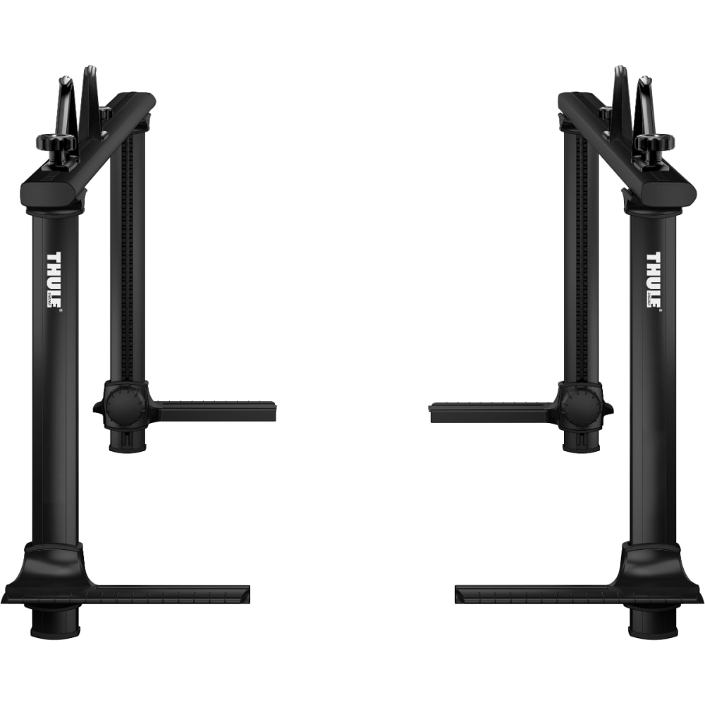 THULE TracRac Xsporter Pro Rack - BLACK