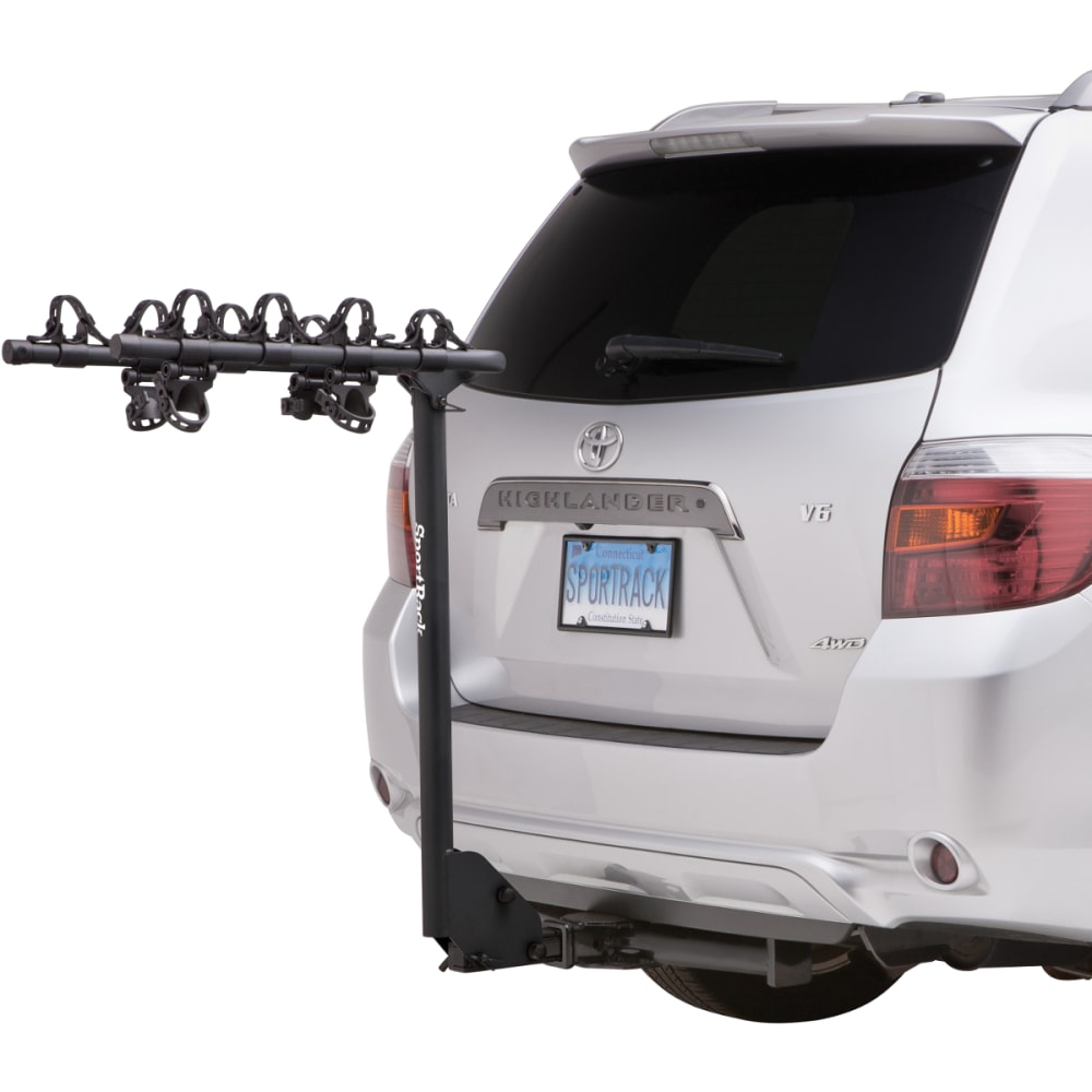 THULE Ridge 4 Towing Rack - BLACK
