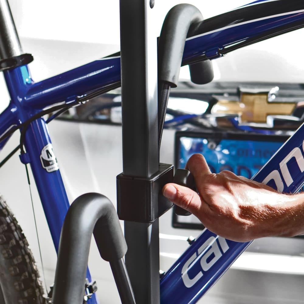 THULE Crest 2 Non-Locking Bike Rack - BLACK