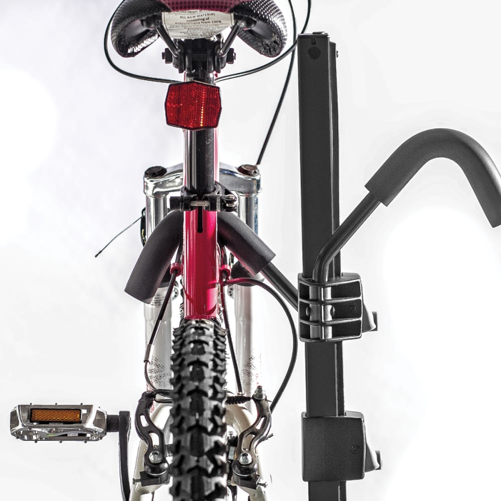 THULE Crest 2 Locking Bike Rack - BLACK