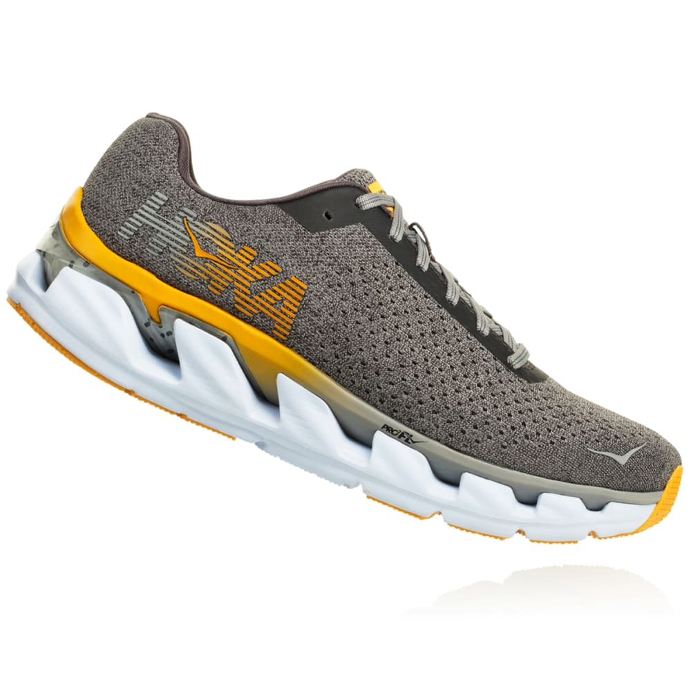 HOKA ONE ONE Men's Elevon Running Shoes - IRON - NIAL