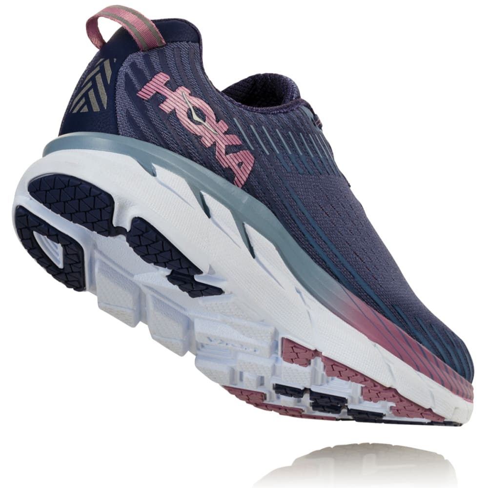 HOKA ONE ONE Women's Clifton 5 Running Shoes - MARLIN - MBRB