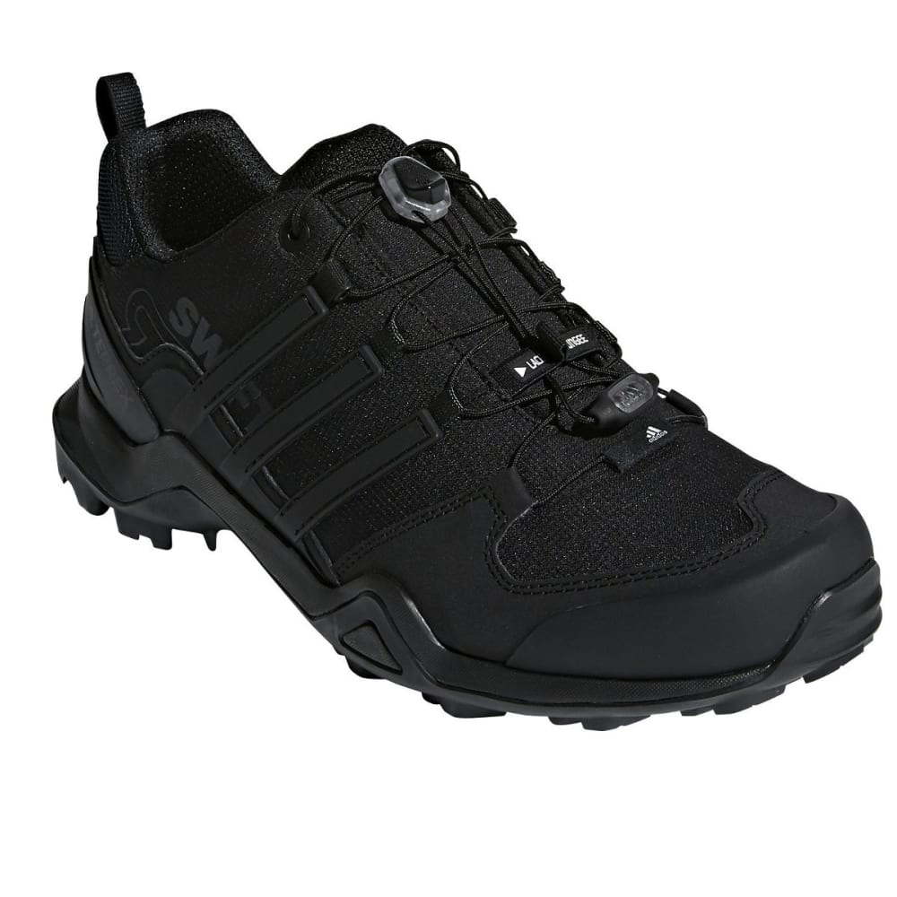 ADIDAS Men's Terrex Swift R2 Hiking Shoes - BLACK