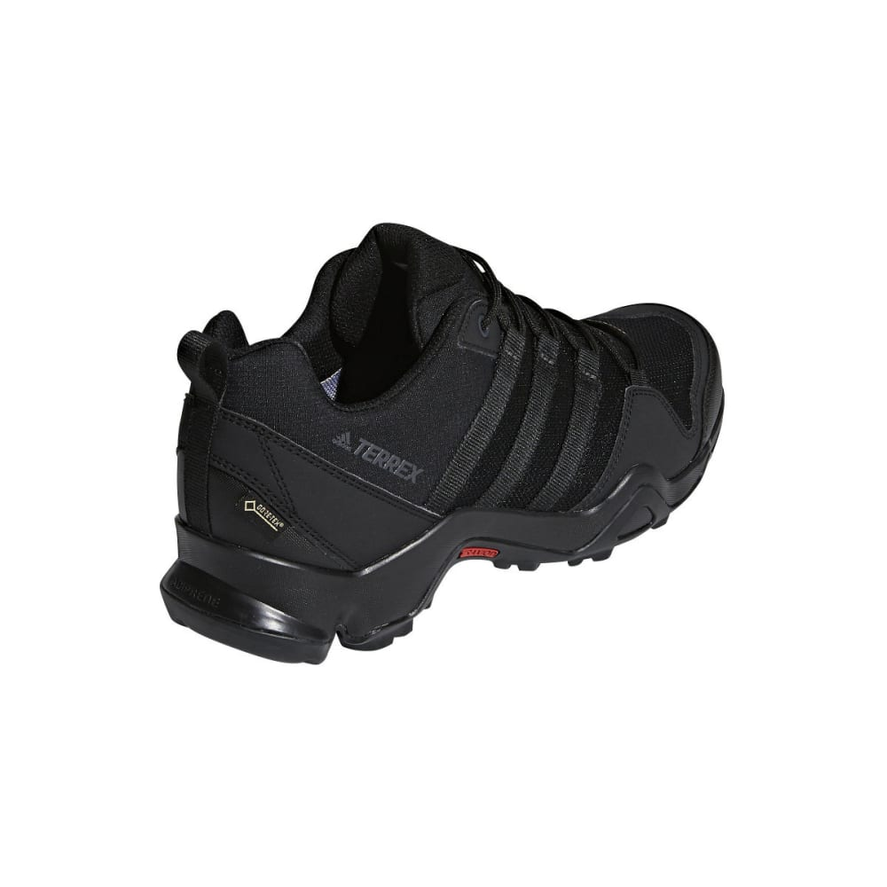 ADIDAS Men's Terrex Ax2r Gtx Running Shoes - BLACK/BLACK/GREY FI
