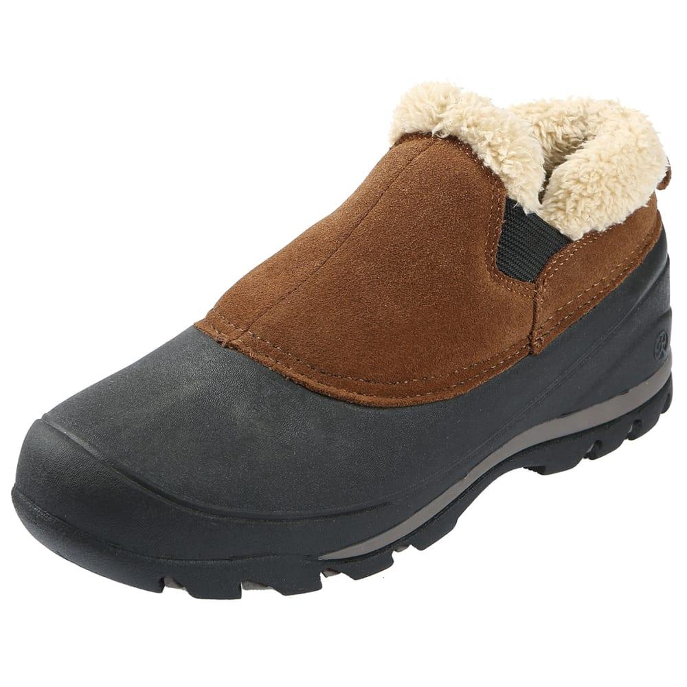 818cb9da53da NORTHSIDE Women  39 s Kayla Low Waterproof Insulated Storm Boots -  GINGERBREAD-804