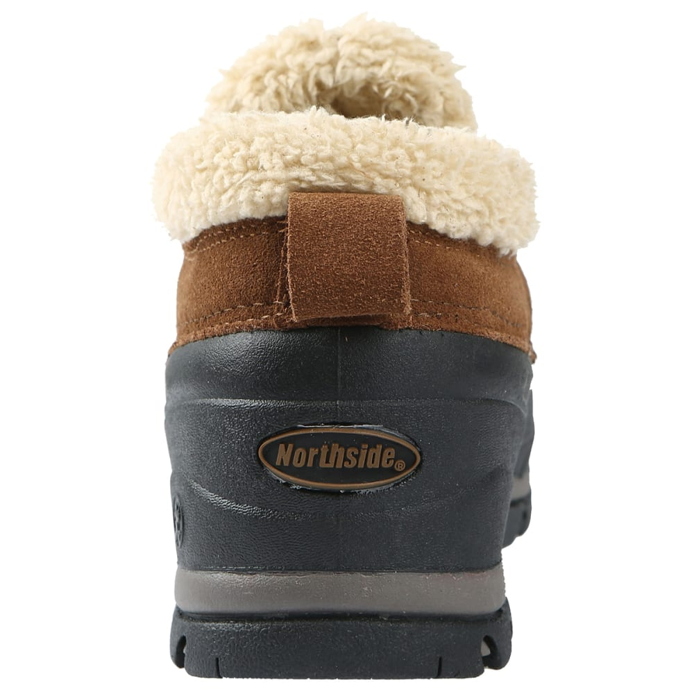 NORTHSIDE Women's Kayla Low Waterproof Insulated Storm Boots - GINGERBREAD-804