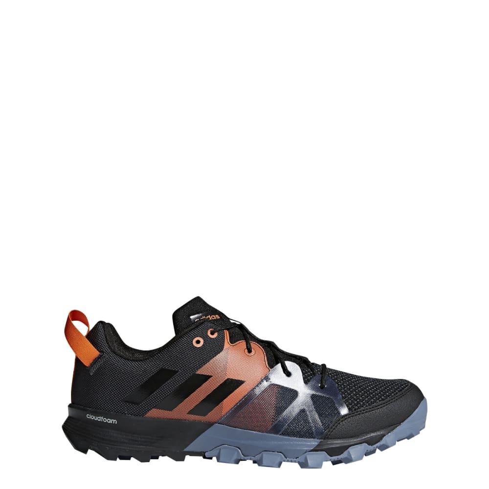 cheap for discount b59f0 f9834 ADIDAS Men  39 s Kanadia 8.1 Trail Running Shoes - CARBON BLACK