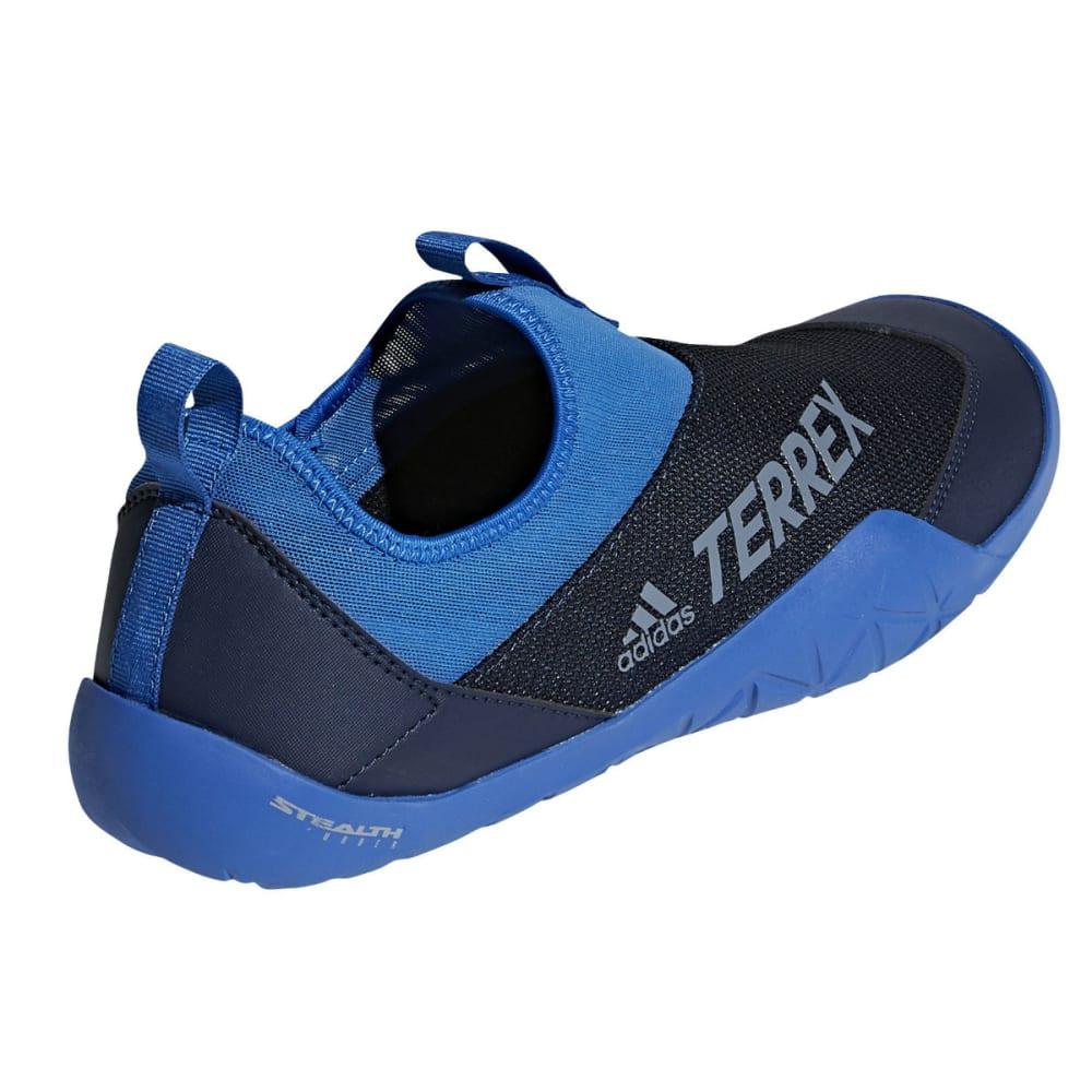 ADIDAS Men's Terrex CC Jawpaw II Trail Running Shoes - BLUE BEAUTY/COL. NA