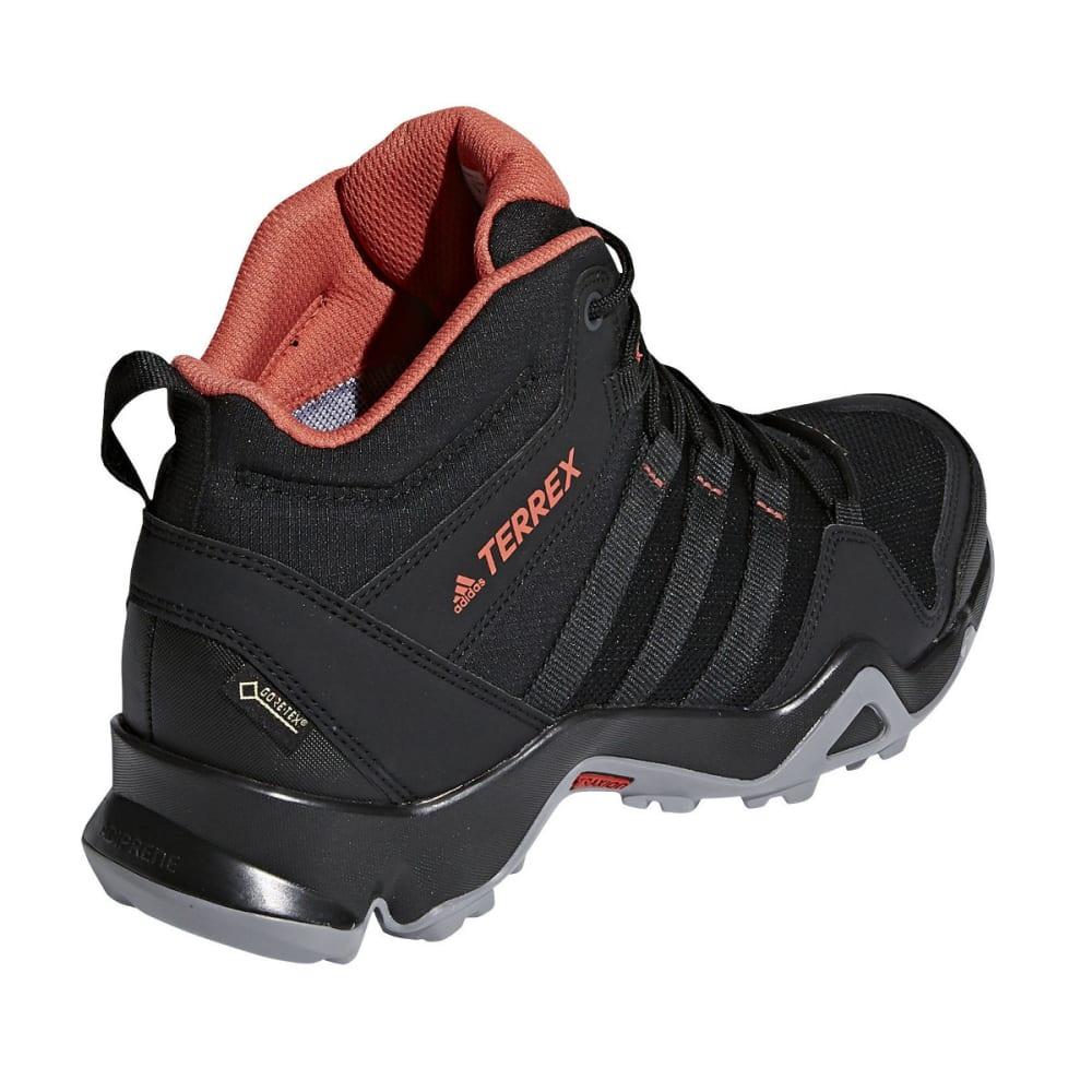 ADIDAS Women's Terrex Ax2r Mid GTX Hiking Boots - BLACK