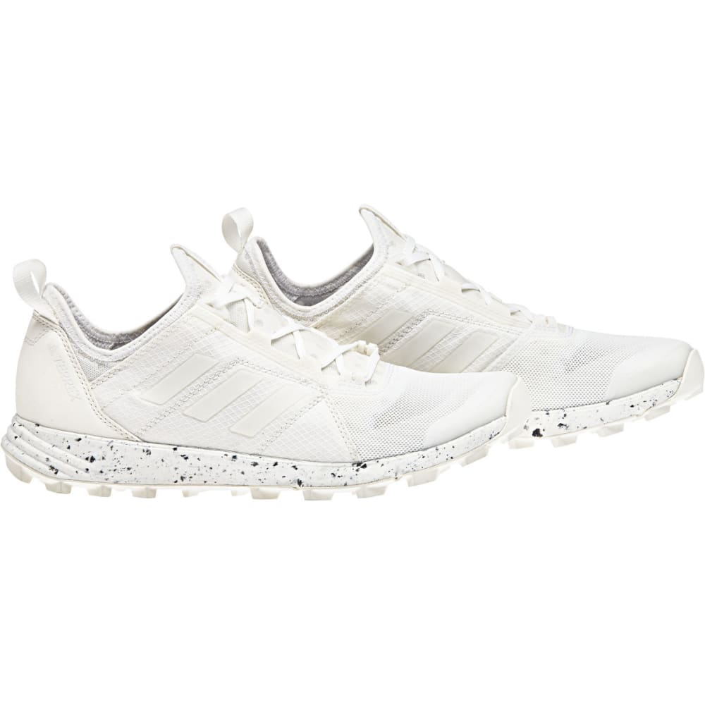 designer fashion 3c328 1dae2 ADIDAS Women  39 s Terrex Agravic Speed W Trail Running Shoes - WHITE